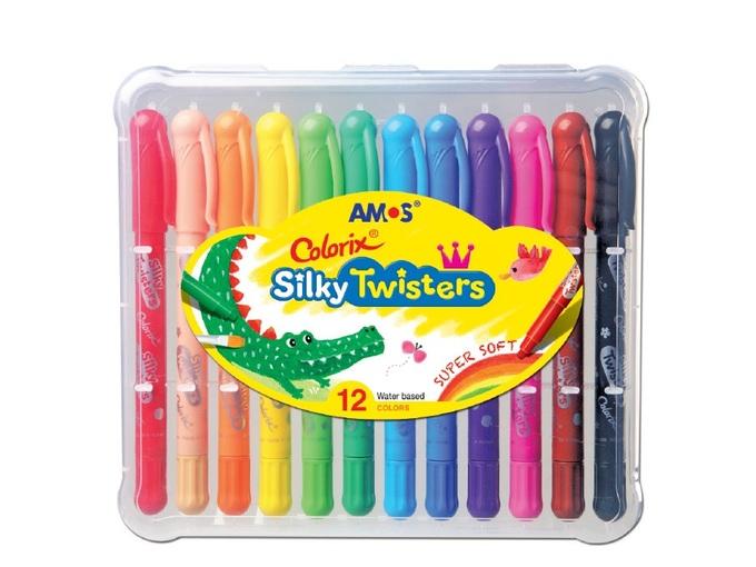 iClay Kreativa silky twister CST12