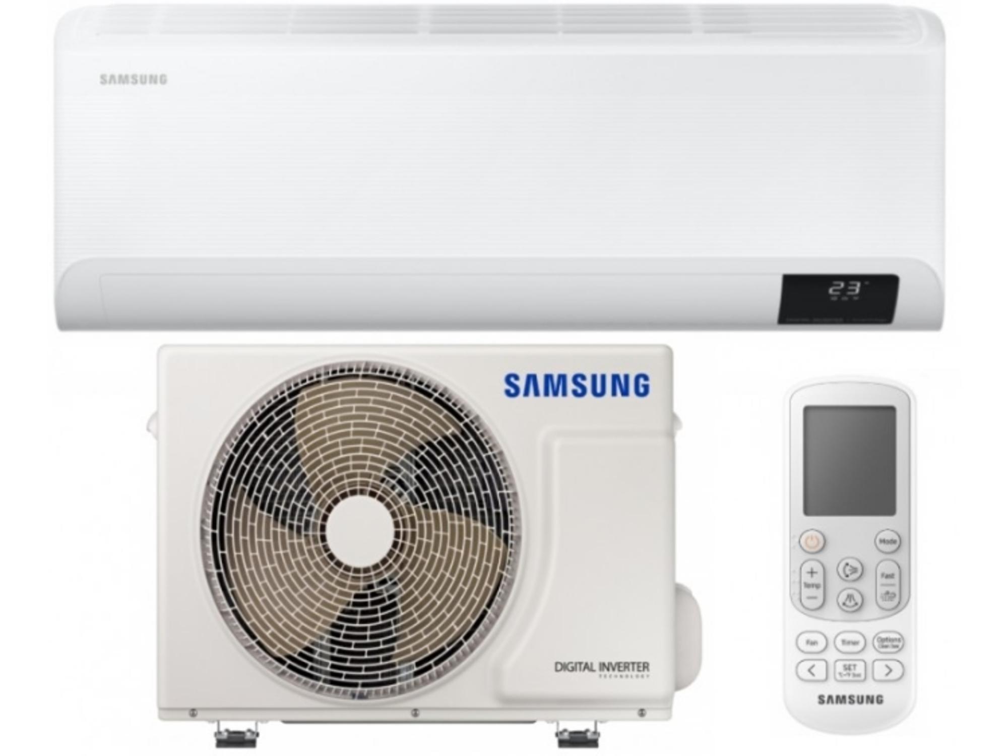 Samsung Klimatska naprava z montažo CEBU AR12TXFYAWKNEU/AR12TXFYAWKXEU - 3,5kW