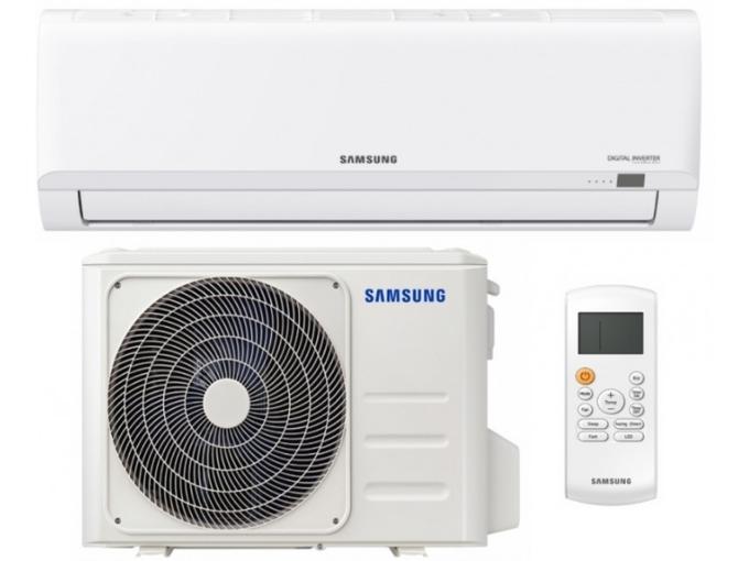 Samsung Klimatska naprava z montažo AR 3500 AR12TXHQASINEU/AR12TXHQASIXEU - 3,5kW