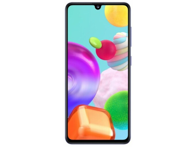Samsung pametni telefon Galaxy A41 4/64GB (SM-A415FZBDEUG) moder