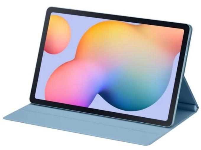 Samsung Ovitek za Galaxy Tab S6 Lite EF-BP610PLEGEU, moder