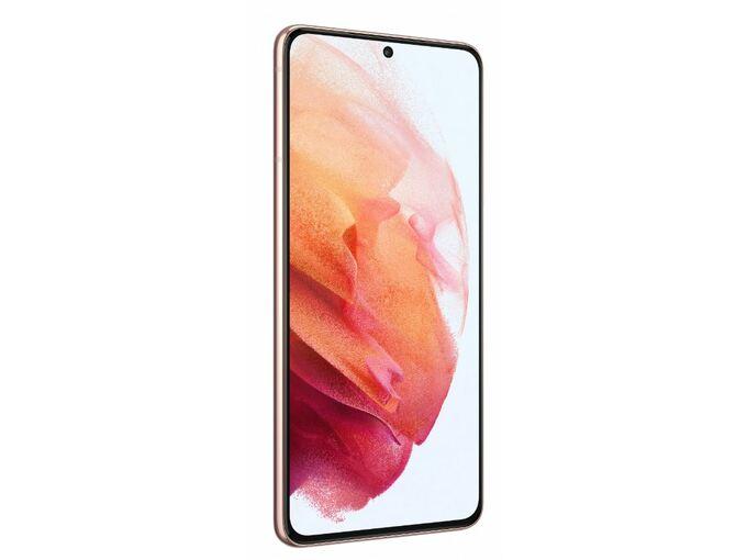 SAMSUNG pametni telefon Galaxy S21 5G 8/128GB (SM-G991BZIDEUE) Phantom Pink