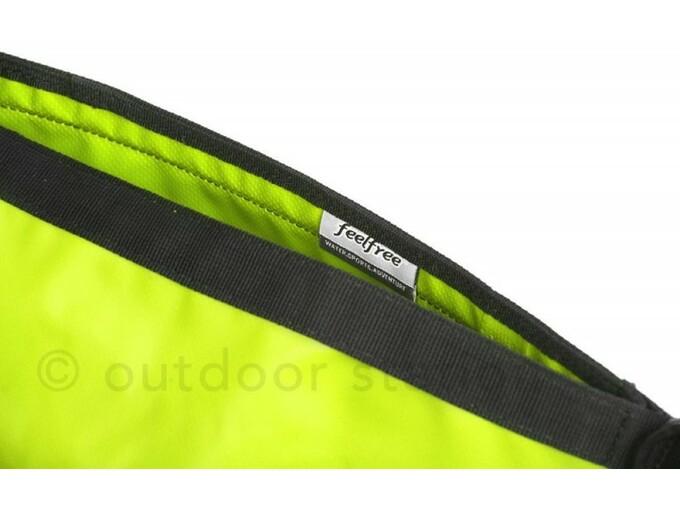 Feelfree vodoodporni nahrbtnik Go Pack 40L limeta zelena