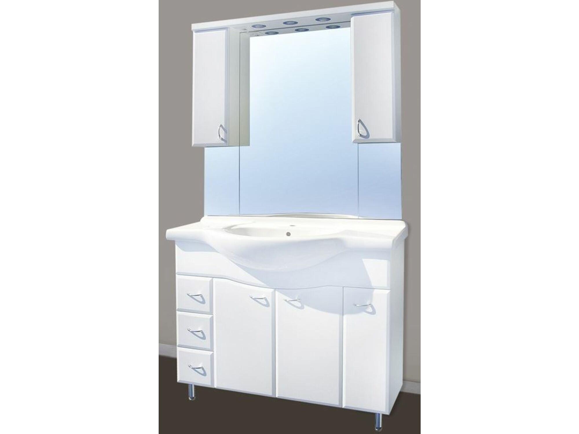 Sanotechnik kopalniško pohištvo SAN REMO LUX 105 08183
