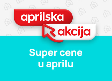 Aprilska akcija Hot topic