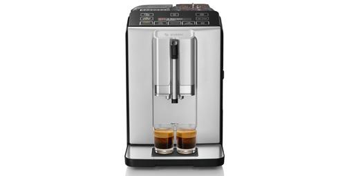 Bosch TIS30321RW potpuno automatizovani aparat za kafu.#