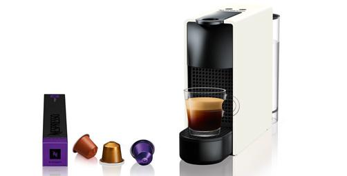 Nespresso Aparat za kafu Essenza Mini White