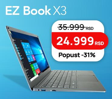 EZbook laptop