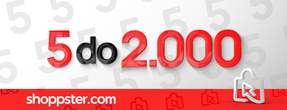 5 do 2000