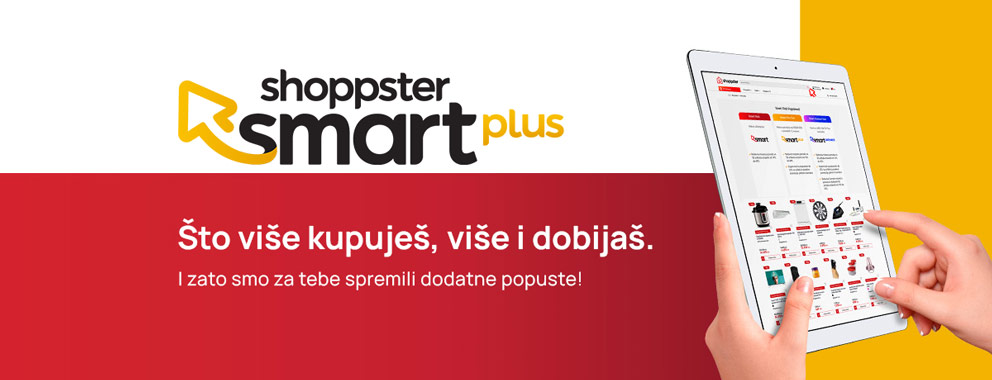 Shoppster Smart Plus