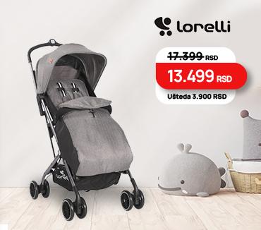 Lorelli Bertoni kolica