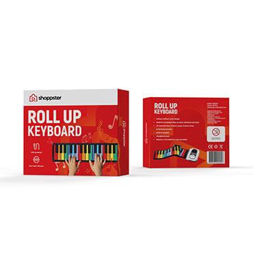 Roll Up klavijatura